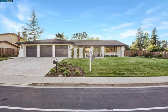 1164 Greenbrook Dr, Danville, CA 94526 (#40967356) :: The Venema Homes Team