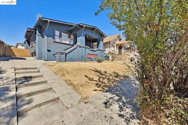 2181 High St, Oakland, CA 94601 (#40967359) :: Swanson Real Estate Team   Keller Williams Tri-Valley Realty