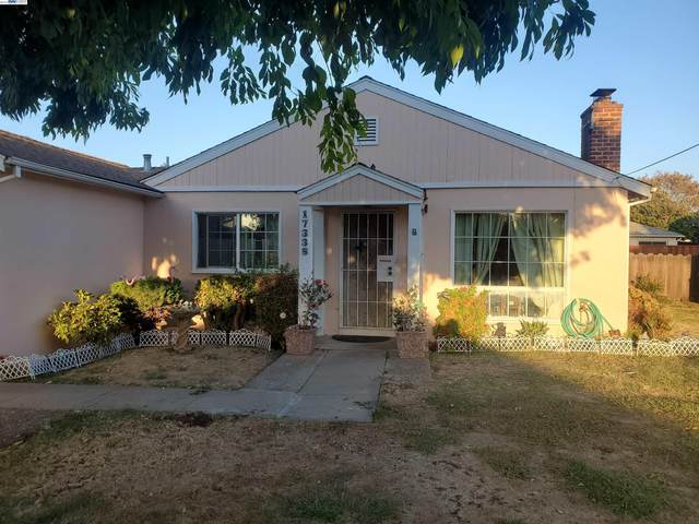 17338 Via Estrella, San Lorenzo, CA 94580 (#40967464) :: Realty World Property Network