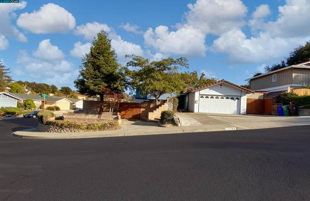 1261 Shawn Dr, Pinole, CA 94564 (#40967466) :: Blue Line Property Group