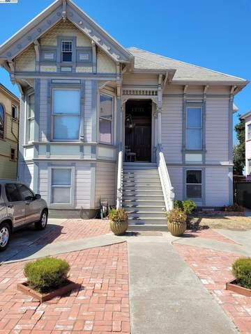 1231 Adeline St, Oakland, CA 94607 (#40967475) :: Realty World Property Network