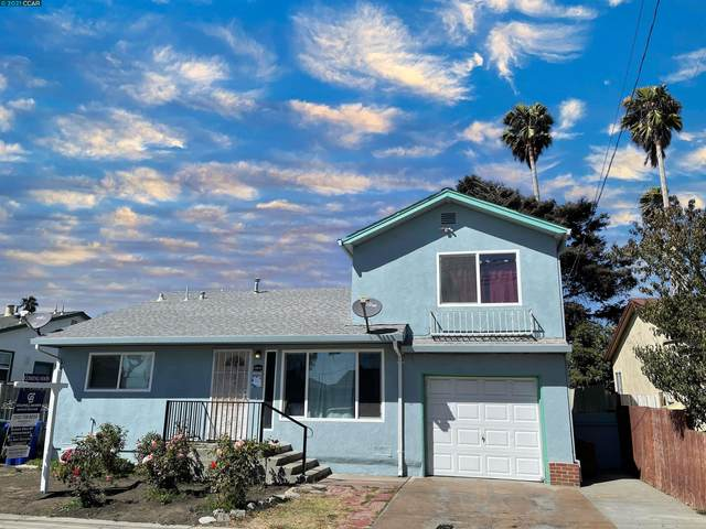 2919 Lowell Ave, Richmond, CA 94804 (#40967545) :: Realty World Property Network