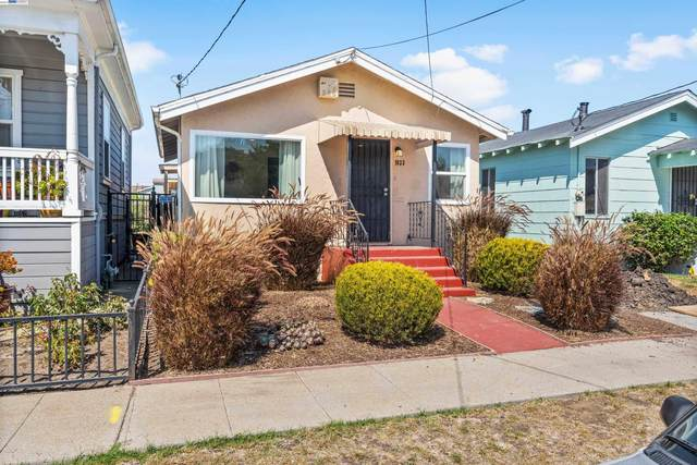 1033 83rd Ave, Oakland, CA 94621 (#40967563) :: Realty World Property Network