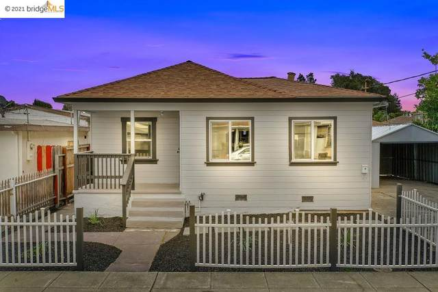 1206 144Th Ave, San Leandro, CA 94578 (#40967570) :: The Venema Homes Team