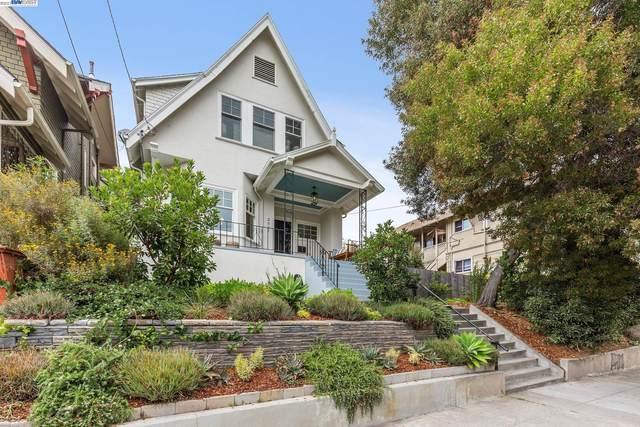 2927 Harrison St, Oakland, CA 94611 (#40967616) :: Blue Line Property Group