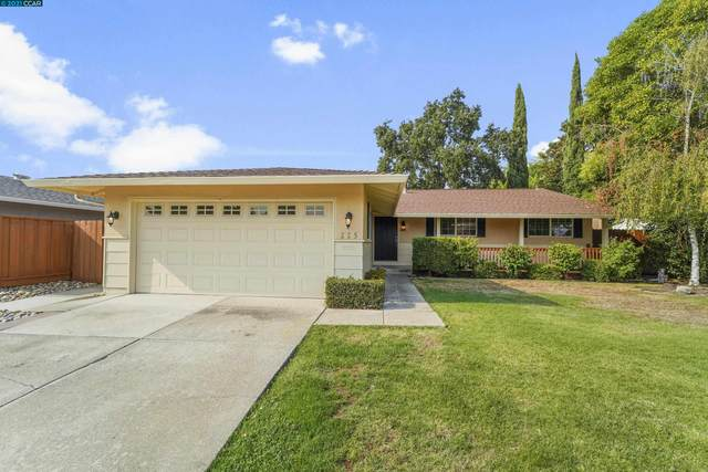 225 Riverton Pl, San Ramon, CA 94583 (#40967670) :: Blue Line Property Group