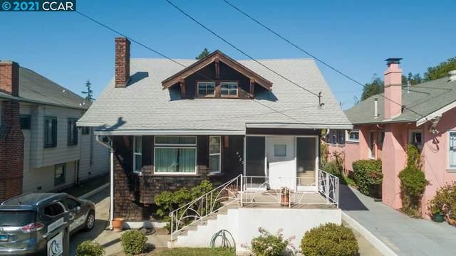 4183 Opal St, Oakland, CA 94609 (#40967678) :: Blue Line Property Group