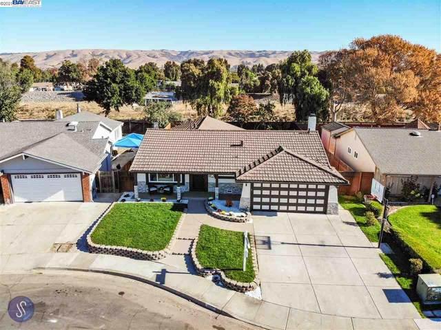 2827 Sterne Pl, Fremont, CA 94555 (#40967706) :: Swanson Real Estate Team | Keller Williams Tri-Valley Realty