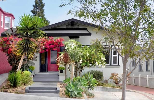 5140 Fairfax Ave, Oakland, CA 94601 (#40967712) :: Realty World Property Network