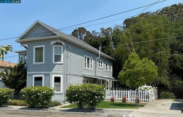 973-75 Fernandez Ave, Pinole, CA 94564 (#40967755) :: The Venema Homes Team