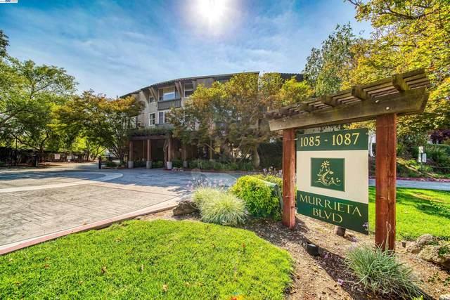 1087 Murrieta Blvd #341, Livermore, CA 94550 (#40967769) :: Swanson Real Estate Team | Keller Williams Tri-Valley Realty