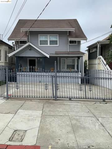 2207 E 19Th St, Oakland, CA 94606 (#40967787) :: RE/MAX Accord (DRE# 01491373)