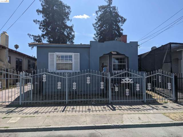 1650 79Th Ave, Oakland, CA 94621 (#40967803) :: Realty World Property Network