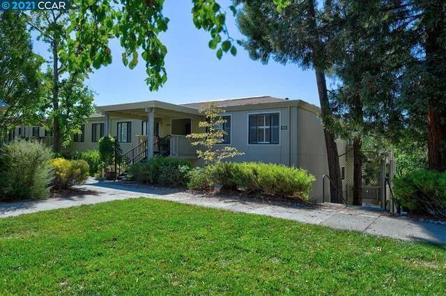 1935 Golden Rain Rd #11, Walnut Creek, CA 94595 (#40967820) :: The Grubb Company