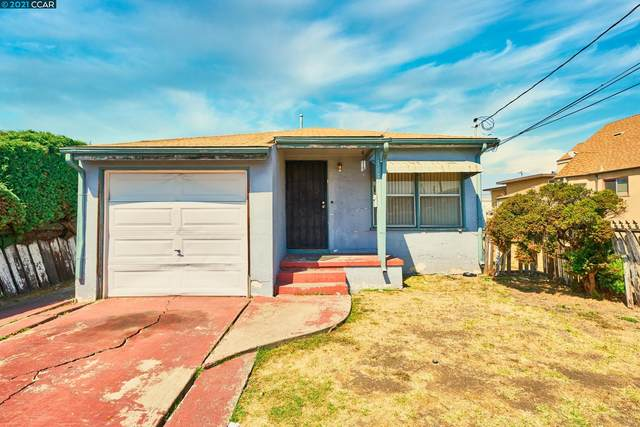 1145 71St Ave, Oakland, CA 94621 (#40967939) :: Realty World Property Network