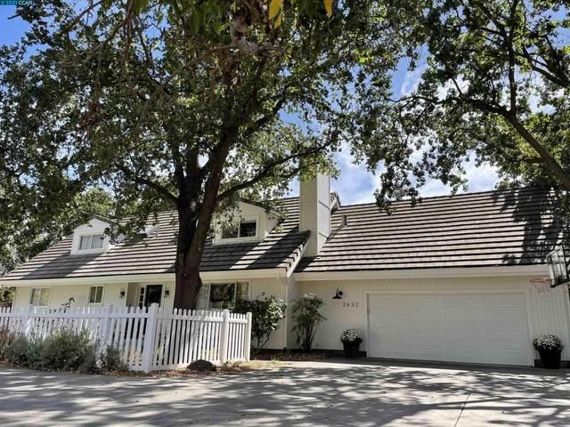 2632 Cherry Ln, Walnut Creek, CA 94597 (#40967941) :: Realty World Property Network