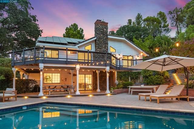 5780 Tamarack Way, Clayton, CA 94517 (#40967987) :: Blue Line Property Group