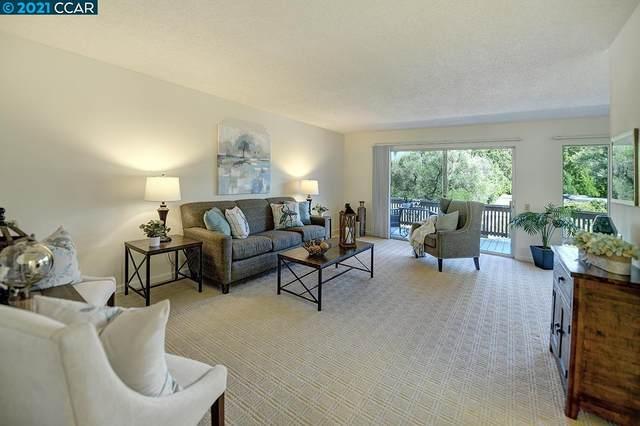 1388 Rockledge Ln #4, Walnut Creek, CA 94595 (#40967992) :: The Grubb Company