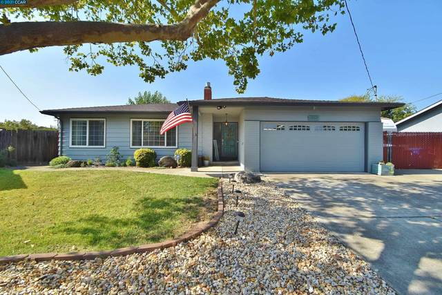 1867 Larkspur Ct, Concord, CA 94519 (#40968028) :: Excel Fine Homes