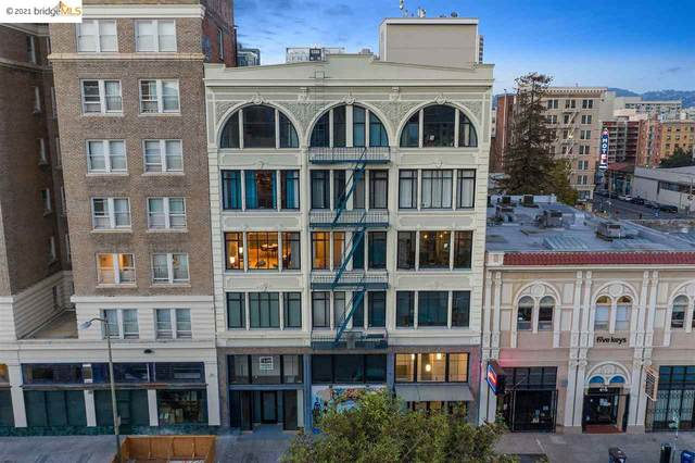 330 13Th Street 2A, Oakland, CA 94612 (#40968041) :: Realty World Property Network
