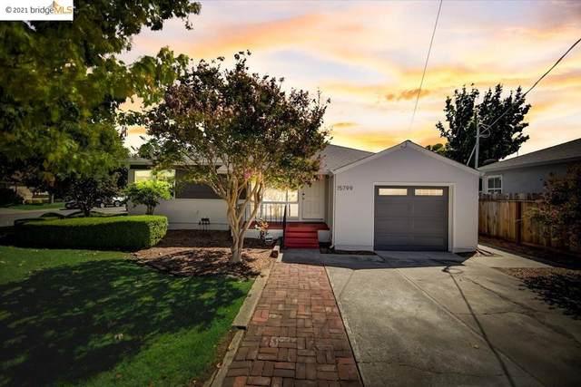 15799 Via Rivera, San Lorenzo, CA 94580 (#40968061) :: Realty World Property Network