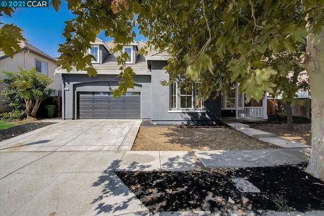 111 Panorama Way, Brentwood, CA 94513 (#40968062) :: Realty World Property Network