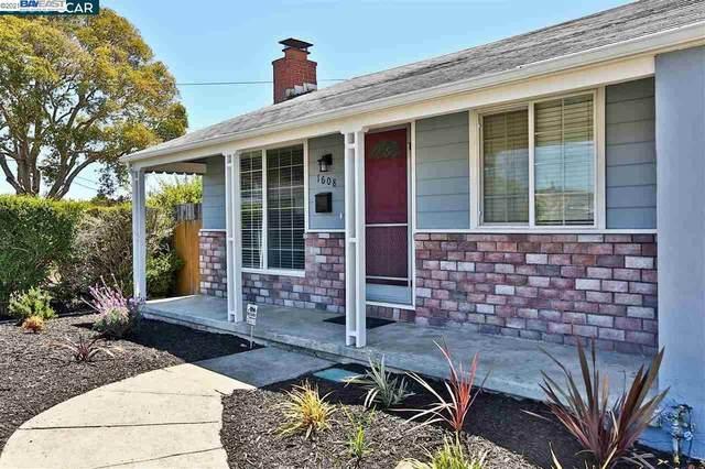 1608 Keller Ave, San Lorenzo, CA 94580 (#40968137) :: MPT Property