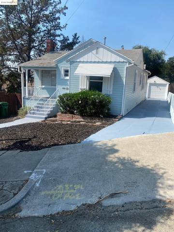 2921 Parker Ave, Oakland, CA 94605 (#40968141) :: Realty World Property Network