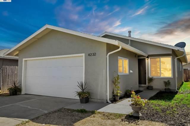4232 Ohio Ave, Richmond, CA 94804 (#40968204) :: Realty World Property Network