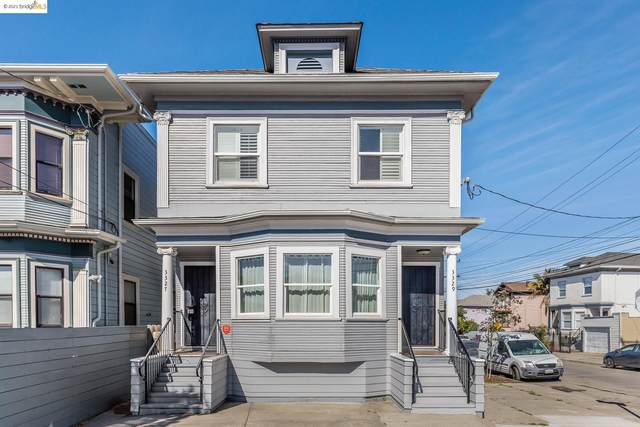 3329 West St, Oakland, CA 94608 (#40968250) :: RE/MAX Accord (DRE# 01491373)