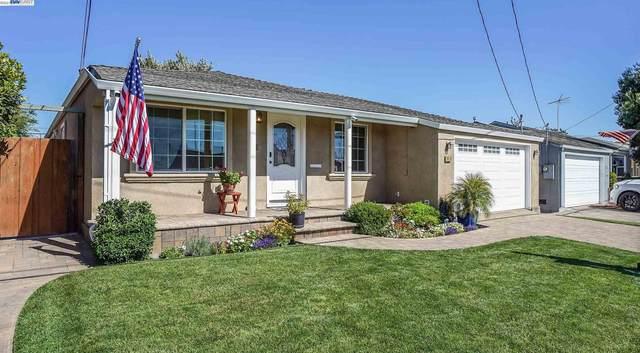 16178 Via Lupine, San Lorenzo, CA 94580 (#40968429) :: Realty World Property Network