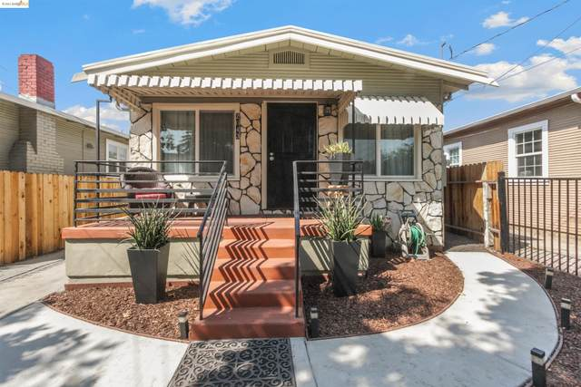 2043 81St Ave, Oakland, CA 94621 (#40968435) :: Realty World Property Network