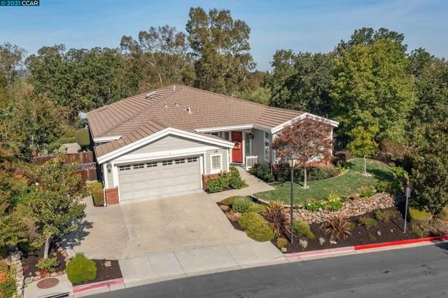 589 Club View Terrace, Walnut Creek, CA 94598 (#40968441) :: The Grubb Company