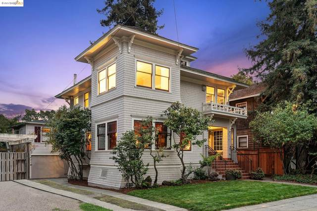 507 Van Buren Ave, Oakland, CA 94610 (#40968475) :: Excel Fine Homes