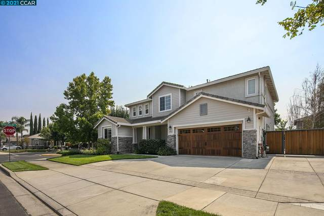 1202 Silverton Way, Brentwood, CA 94513 (#40968488) :: Realty World Property Network