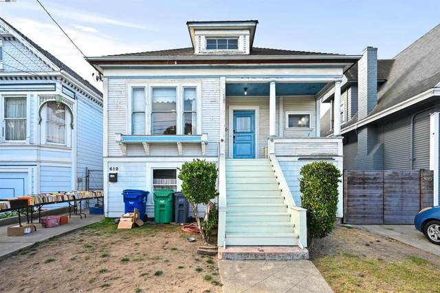 612 Haight Ave, Alameda, CA 94501 (#40968496) :: Realty World Property Network