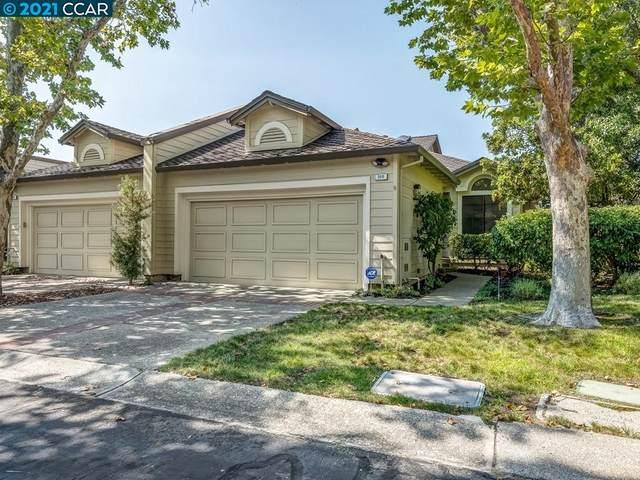 310 Beacon Ridge Ln, Walnut Creek, CA 94597 (#40968506) :: The Grubb Company