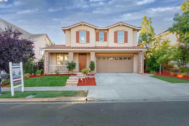 2751 Salisbury Way, San Ramon, CA 94582 (MLS #40968509) :: 3 Step Realty Group
