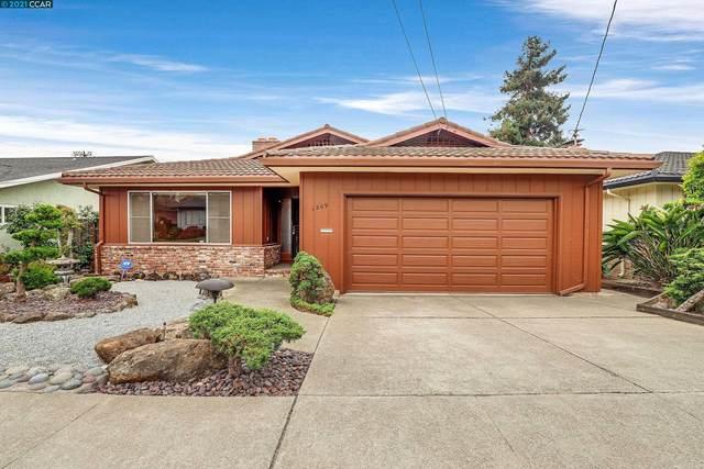 1209 Cabrillo St, El Cerrito, CA 94530 (#40968514) :: Realty World Property Network