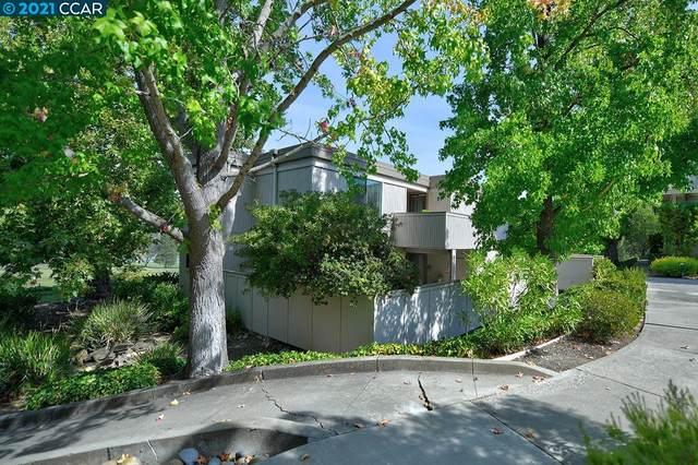 2740 Tice Creek Dr #1, Walnut Creek, CA 94595 (#40968522) :: The Grubb Company
