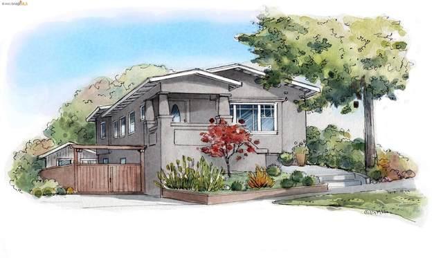 1412 E 36Th Street, Oakland, CA 94602 (#40968534) :: MPT Property