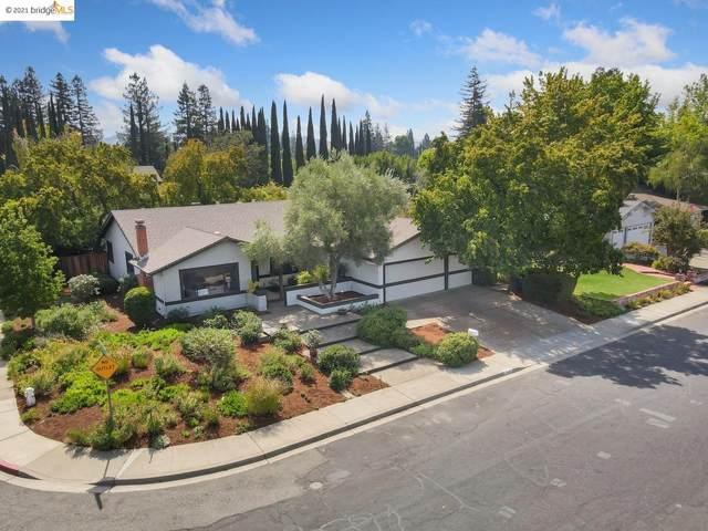 2095 Stratton, Walnut Creek, CA 94598 (#40968559) :: Realty World Property Network