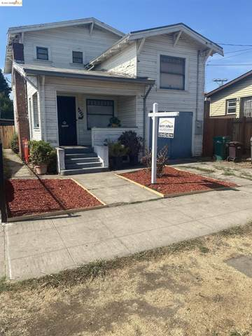 6859 Fresno St, Oakland, CA 94605 (#40968595) :: Realty World Property Network