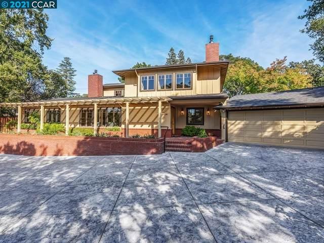 14 Bobolink Rd, Orinda, CA 94563 (#40968596) :: Swanson Real Estate Team | Keller Williams Tri-Valley Realty