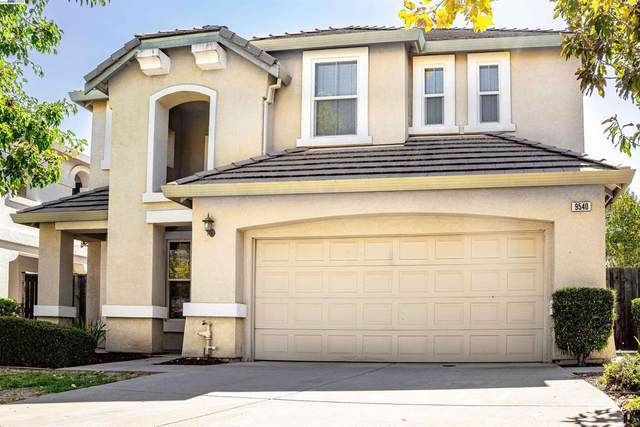 9540 Sarazen Ct, Patterson, CA 94583 (#40968605) :: Realty World Property Network