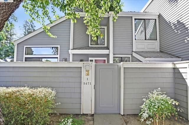5471 Black #1, Pleasanton, CA 94566 (MLS #40968616) :: 3 Step Realty Group
