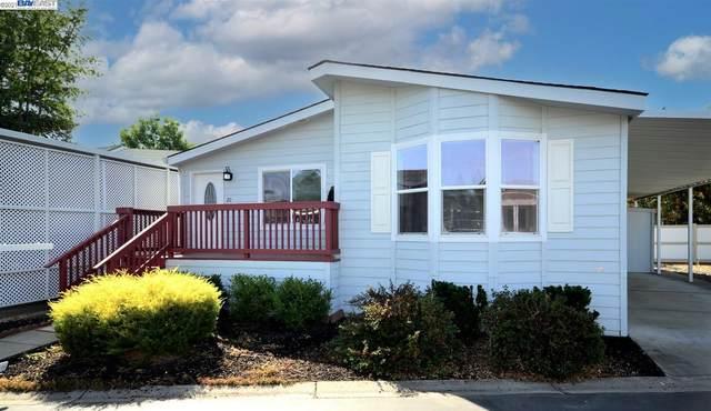 3263 Vineyard Ave., #20 #20, Pleasanton, CA 94566 (MLS #40968619) :: 3 Step Realty Group