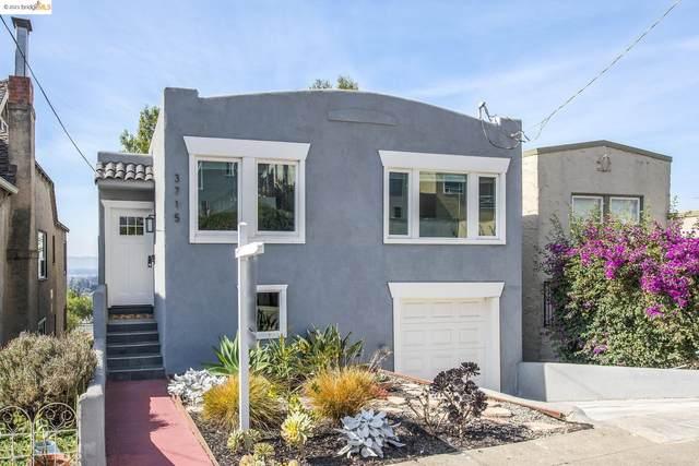 3715 Virden Ave, Oakland, CA 94619 (#40968633) :: Excel Fine Homes