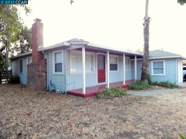 2581 Buena Vista Ave, Walnut Creek, CA 94597 (#40968711) :: Realty World Property Network