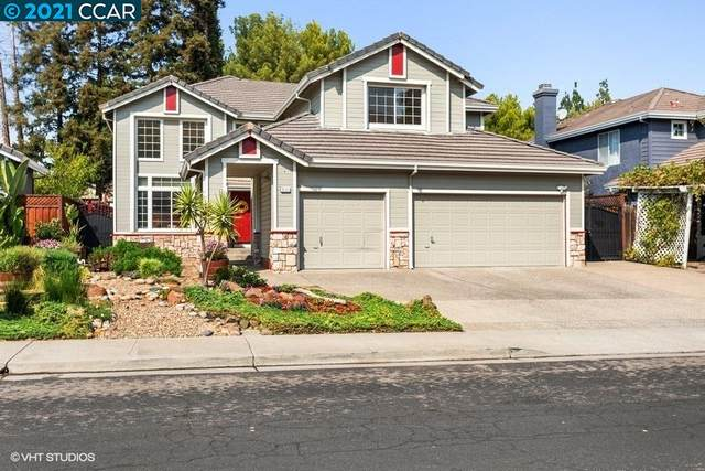 3121 Ferngrove Way, Antioch, CA 94531 (#40968744) :: Blue Line Property Group